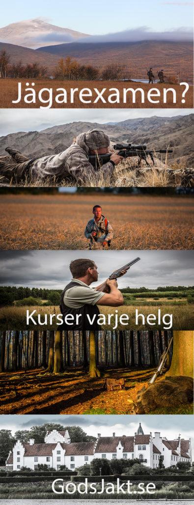 Jägarexamen Skåne